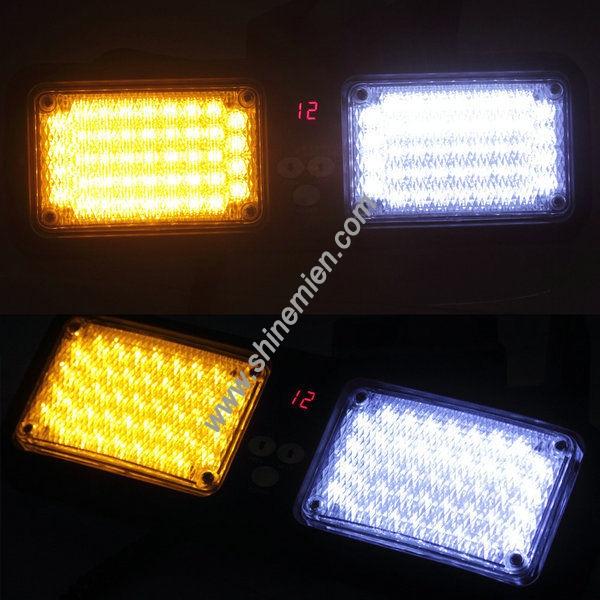 emergency led visor lights strobe light amber white led mini light. Black Bedroom Furniture Sets. Home Design Ideas